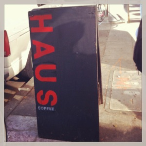 Haus Cafe San Francisco