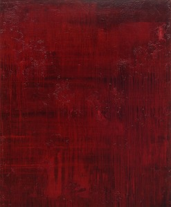 James Jarrett Red Painting